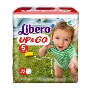 Libero Up Go bugyipelenka 5 10-14kg