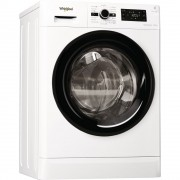 Masina de spalat rufe cu uscator Whirlpool FWDG97168B EU, 9 kg/7 kg, 1600 rpm, Display digital, 6th Sense, FreshCare +, 14 programe, Clasa A, Alb