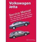 Volkswagen Jetta Service Manual: 2005, 2006, 2007, 2008, 2009, 2010: 1.9L, 2.0L Diesel, 2.0L, 2.5L Gasoline Including TDI, GLI and SportWagen
