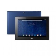 Таблет Acer Iconia B3-A40, NT.LEMEE.002, син, 10.1(25.65см), четири-ядрен Cortex A35 (1.30 GHz), 2GB RAM, 16GB Flash памет, 5/2 MP, Android 7.0 Nougat, 0.530гр