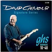 GHS Strings GB-DGF David Gilmour Signature Series Nickel-Plated Electric Guitar Strings (.010-.048)