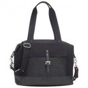 Storksak Jude Convertible Shoulder Bag/Backpack Black
