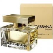 Dolce & Gabbana - The One női 75ml edp teszter