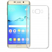 Funda Para Samsung G928 Galaxy S6 Edge Plus Silicon TPU - Transparente