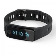 Medisana ViFit touch Armband activity tracker OLED Senza fili Nero