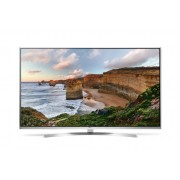 "LG 55UH8507, 55"" 3D, 4K UltraHD TV, 3840x2160, DVB-T2/C/S2, 2700PMI, Smart, ULTRA Slim, WiDi, WiFi 802.11.ac, Bluetooth, Miracast, DLNA, LAN, CI, HDMI, USB, Harman kardon Tuned Audio, Super Narrow Bezel, Crescent Stand ,Metallic/Black"