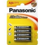 Baterije Panasonic LR03 AAA bronze B4
