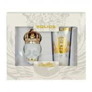Police To Be The Queen confezione regalo Eau de Parfum 40 ml + 100 ml lozione per il corpo donna