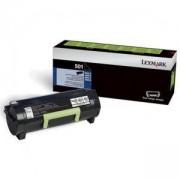 Tонер касета за LEXMARK MS310/410/510/610, Черен, 10K, 50F2X0E