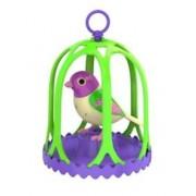 Silverlit Oiseau électronique digital DigiBird avec sa cage