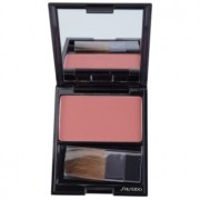 Shiseido Base Luminizing Satin освежаващ руж цвят RS 302 Tea Rose 6,5 гр.