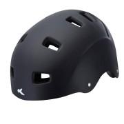KED Skatehjälm 5Forty Black Matt Stl. M 54-58 cm