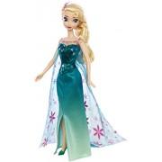 Mattel Disney Frozen Fever Elsa Doll