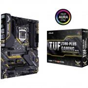 Matična ploča Asus TUF Z390-PLUS GAMING WI-FI Baza Intel® 1151v2 Faktor oblika ATX Set čipova matične ploče Intel® Z390