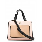 Tommy Hilfiger Th City Satchel Bags Small Shoulder Bags - Crossbody Bags Rosa Tommy Hilfiger