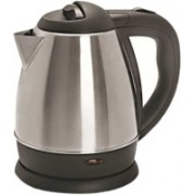 Bansons Stainless Steel Electric Kettle(1.5 L, Steel, Black)
