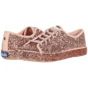 Keds Keds X Kate Spade - Kickstart Glitter Sneaker Rose Gold