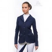 Cavalliera Riding Softshell Show Jacket Crystal Purity