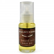 Benjamin Barber Black Oak Argan Skäggolja