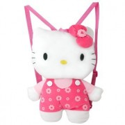 Hello Kitty Plush Pink Backpack
