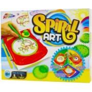 Joc creativ Spiral Art forme de spirale Grafix