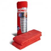 Sonax MicrofaserTücher Au�en (2 St.) 2 Pieces