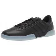 Adidas Originals City Cup Zapatillas de Patinaje para Hombre, Black/Black/Clear Sky, 10 M US
