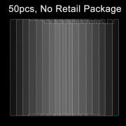 Sony 50 stuks voor Sony Xperia C / S39h 0 26 mm 9H oppervlaktehardheid 2.5D explosieveilige getemperd glas Film geen retailpakket