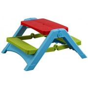 Pal Play Mesa de Picnic Plegable para niños