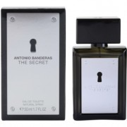 Antonio Banderas The Secret Eau de Toilette para homens 50 ml