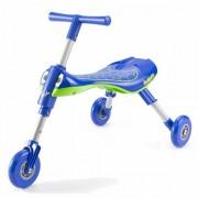Tricicleta Fara Pedale Scuttlebug Dragonfly Blue Green