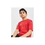 JAKO / t-shirt Team Ka in rood - Kinderen - Rood - Grootte: 164