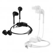 RondaFul 3.5mm waterdichte In-Oortelefoon Hoofdtelefoon voor zwemmen mp3 FM Radio Audio Tuner mp3-speler