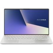ASUS ZenBook 14 UM433DA-A5019T-BE Notebook Zilver 35,6 cm (14'') 1920 x 1080 Pixels AMD Ryzen 5 8 GB DDR4-SDRAM 512 GB SSD Wi-Fi 5 (802.11ac) Windows 10 Home
