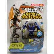 Transformers Prime Soundwave - Beast Hunters - Deluxe