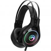 HEADPHONES, Marvo HG8901, Gaming, Microphone, 50mm, RGB