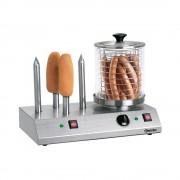 Bartscher Máquina de Cachorros-Quentes - 4 hastes