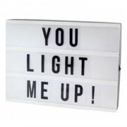 Light Luminous Box - Lampen