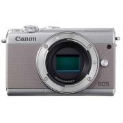 Canon EOS M100 Grey 24.2 MegaPixel Digital Camera - Body Only