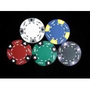 Suit AK 14 grammos póker zseton (25db)