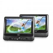 Trevi TW 7005 Lettore DVD portatile con doppio display
