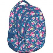 Rucsac 4 camere stright BP-06 Two Flowers