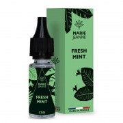 Marie-Jeanne E-liquide CBD Fresh Mint Gamme classique - Marie Jeanne