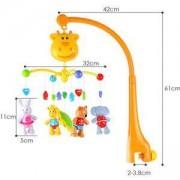 Бебешка музикална въртележка за кошара, 503117419