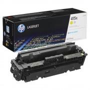 HP W2032X Toner Yellow 6k No.415X Eredeti HP kellékanyag Cikkszám: W2032X
