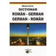 Dictionar Roman German / German Roman