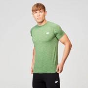 Myprotein Performance Shirt met korte mouwen - L - Groen