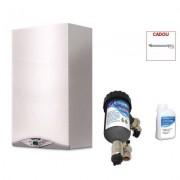 Produs cadou la Centrala termica Ariston CARES PREMIUM 24 EU 24 KW cu filtru antimagnetita Salus MD22A