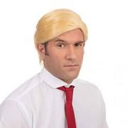 Bristol Novelty BW937 Trump Wig, Blonde, One Size
