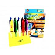 Mágikus festékszóró toll szett